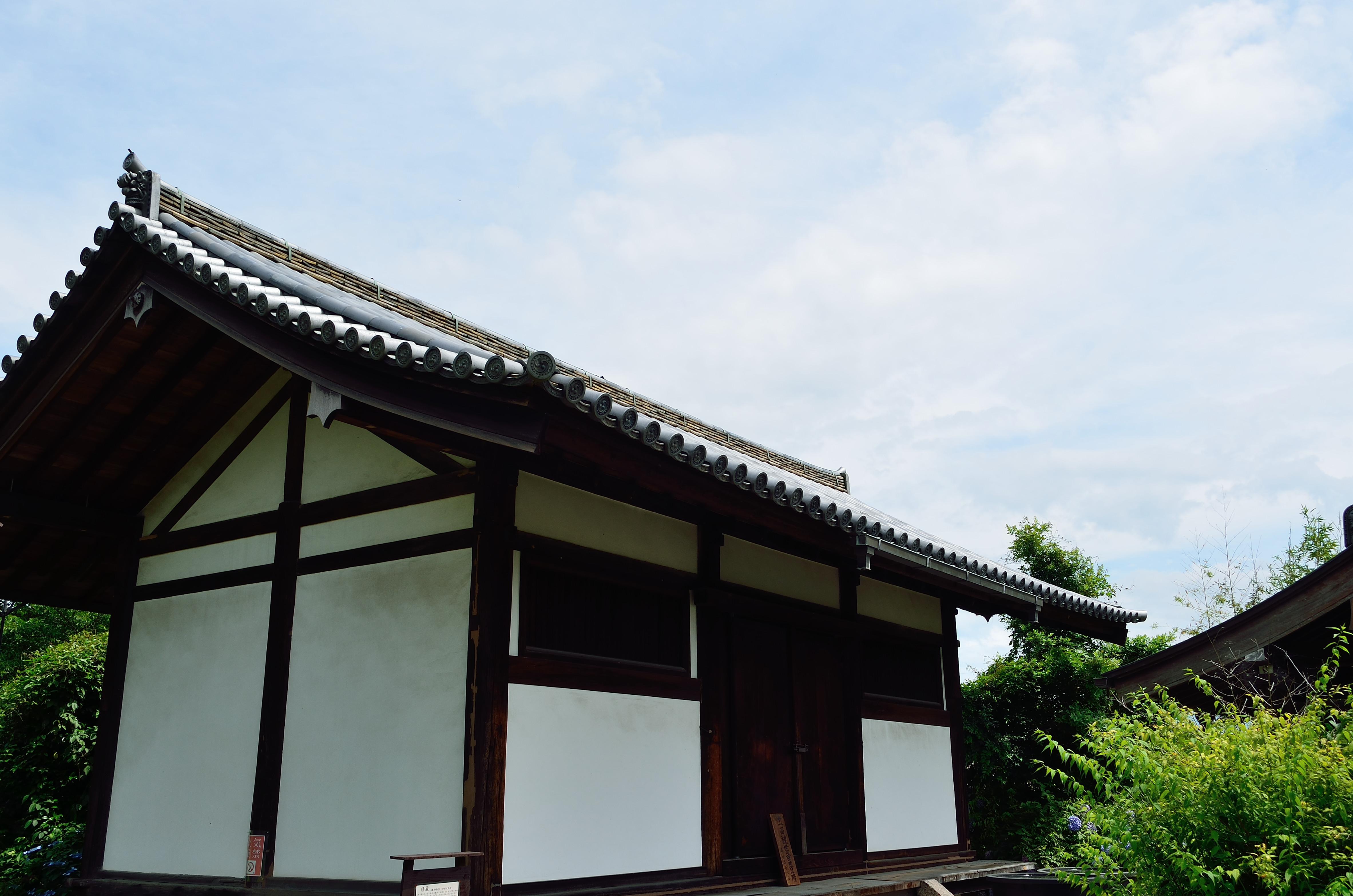 般若寺 経蔵