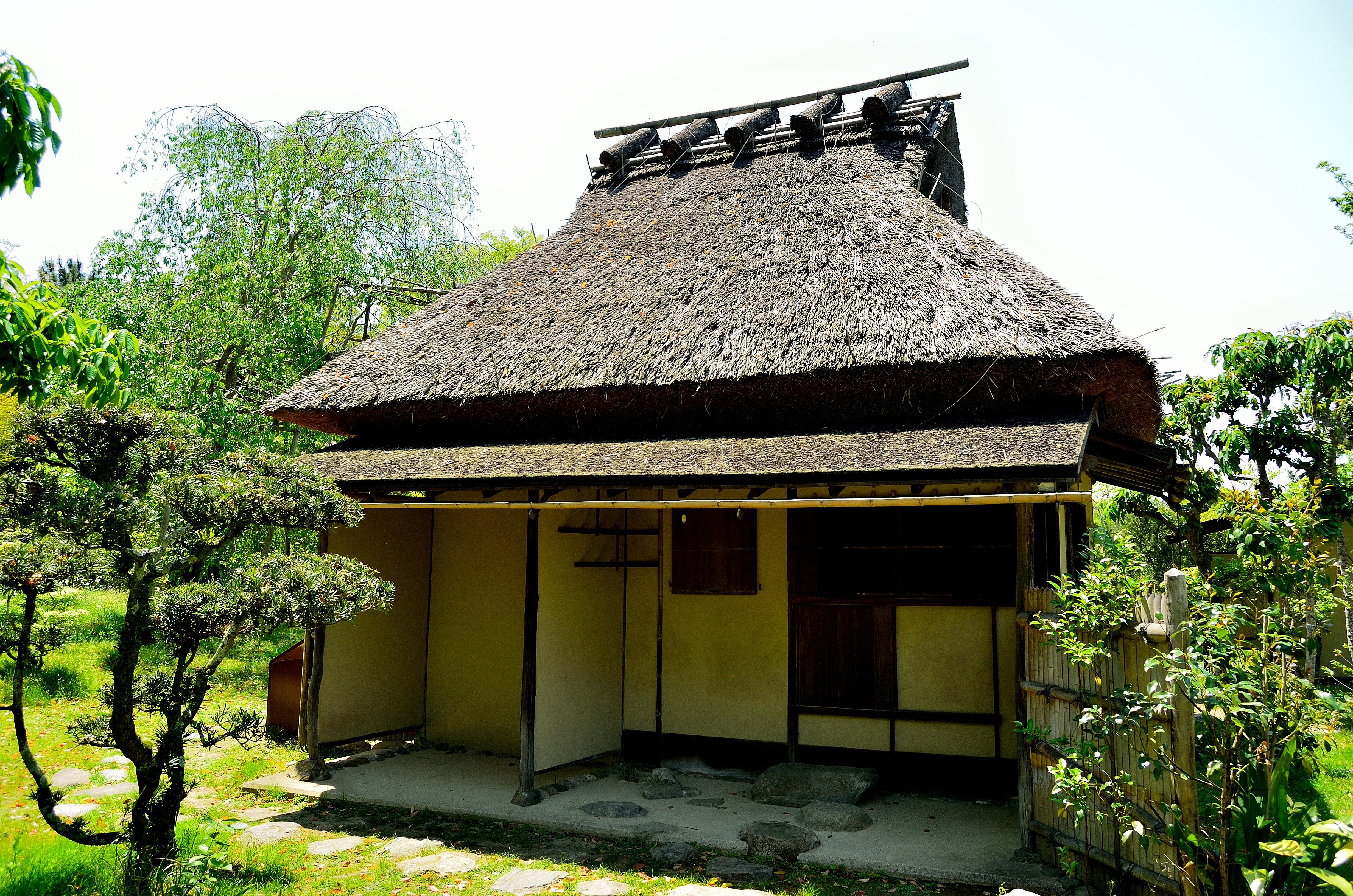 奈良国立博物館 八窓庵