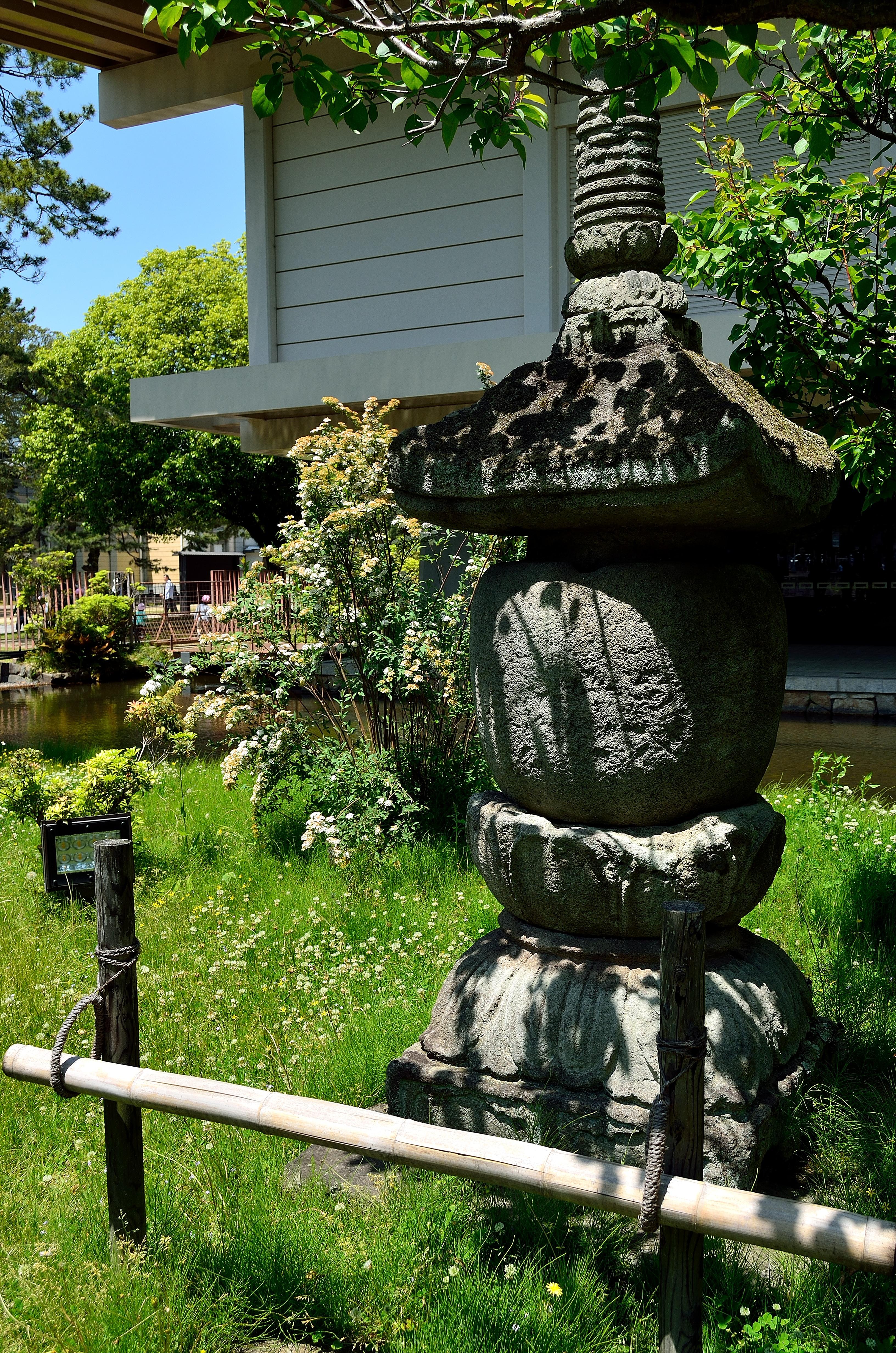 奈良国立博物館 国東塔