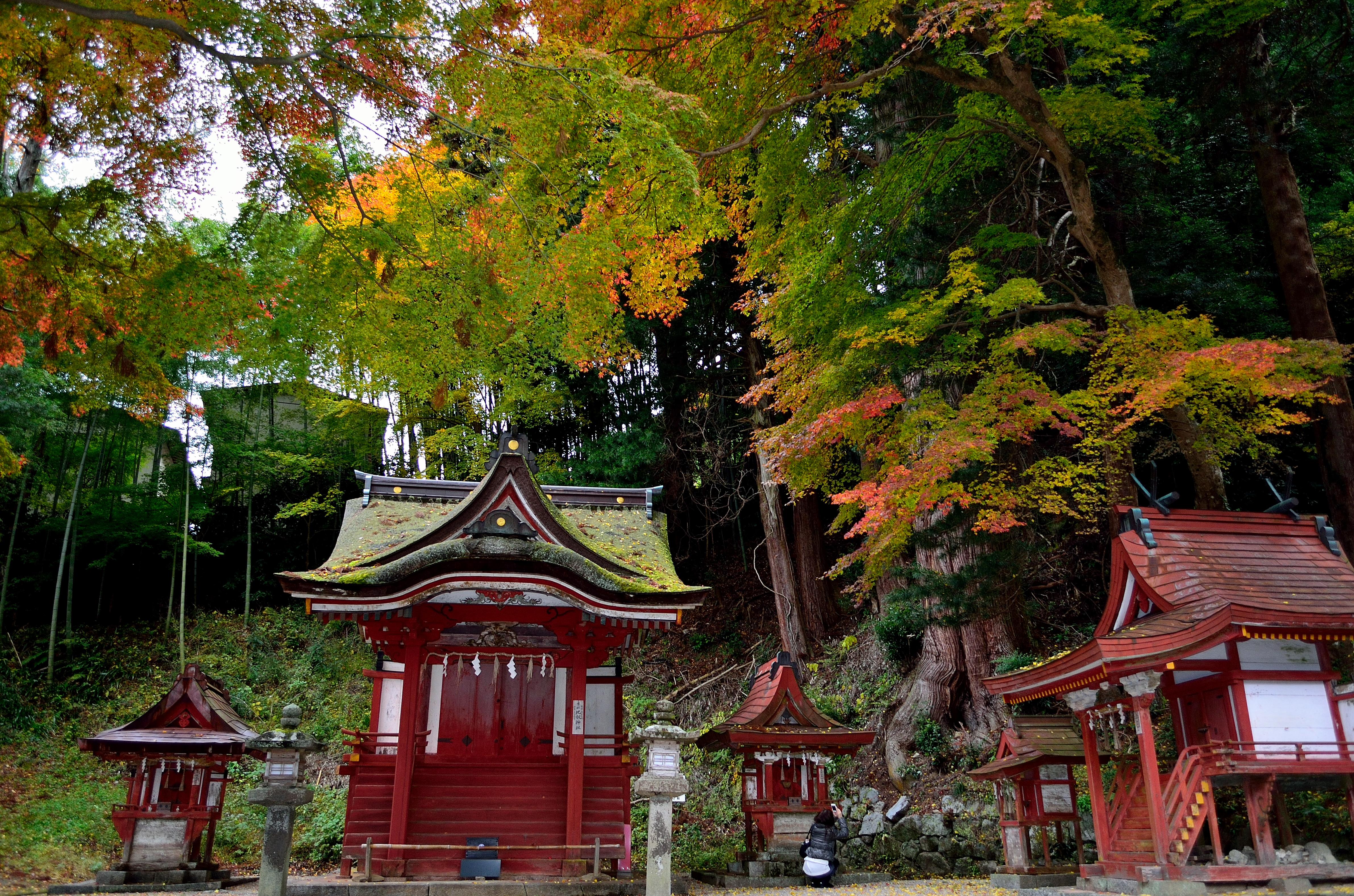 談山神社末社 比叡神社