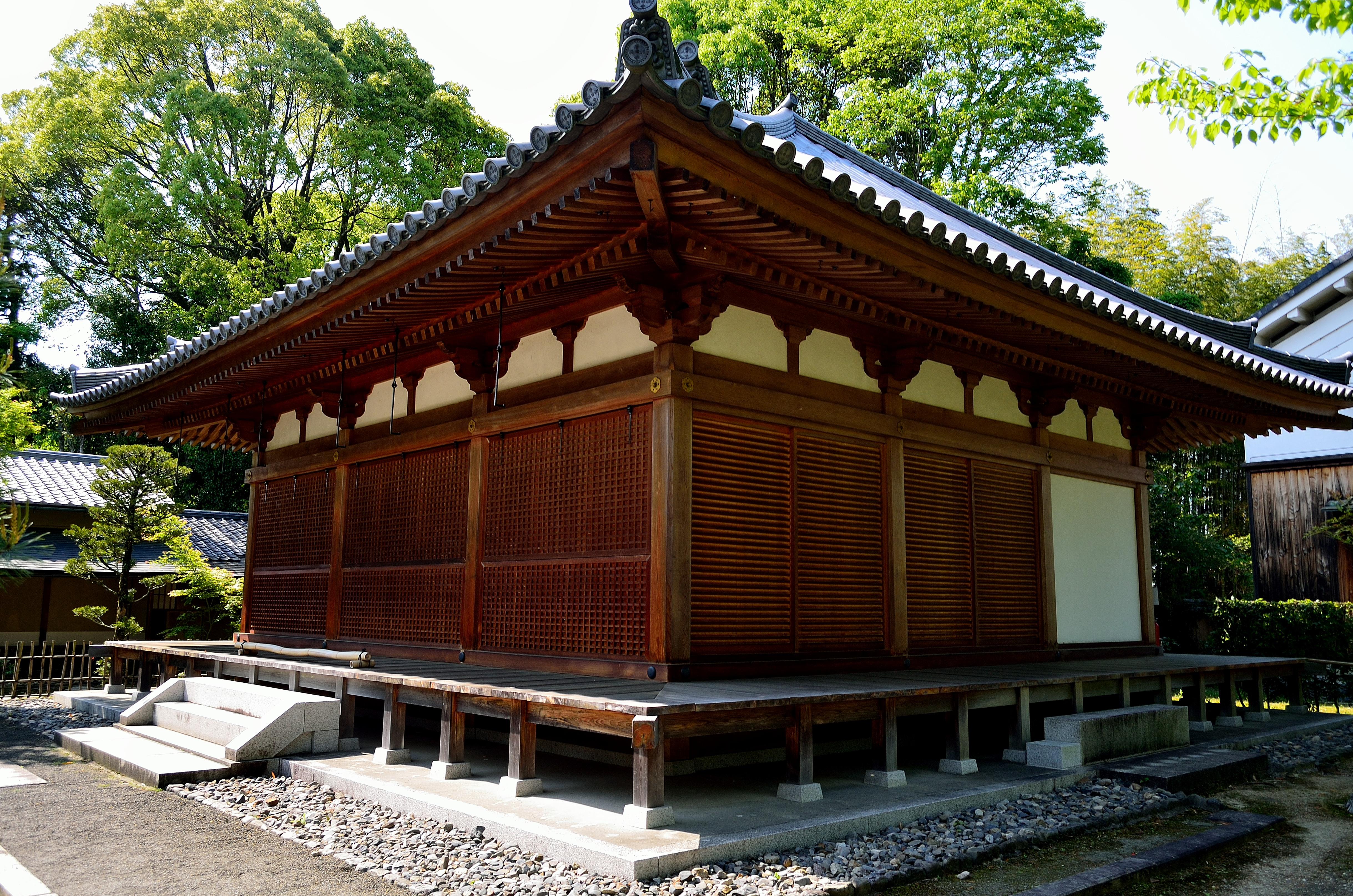 唐招提寺 中興堂