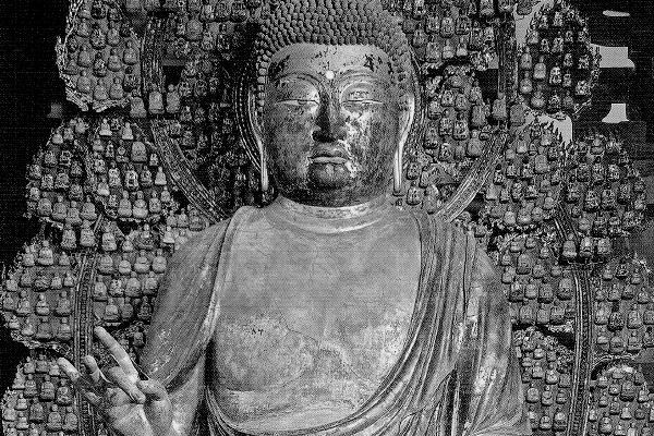 唐招提寺金堂 盧舎那仏坐像