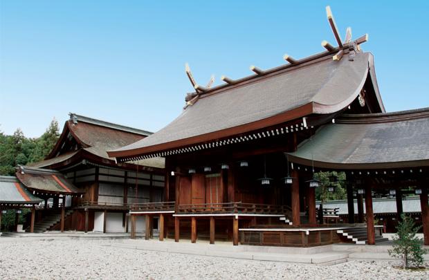橿原神宮 幣殿