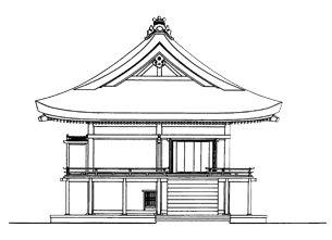 橿原神宮 本殿