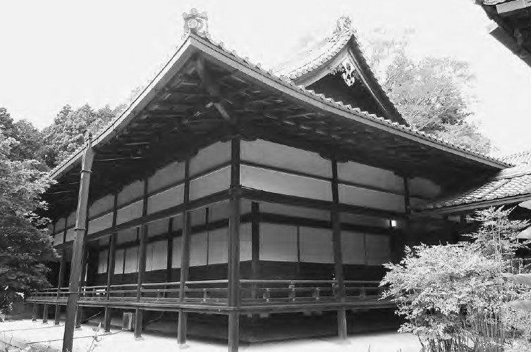 長谷寺本坊 奥書院