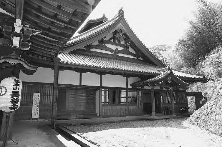 長谷寺本坊 庫裏