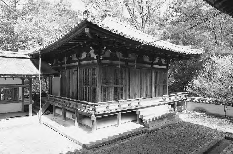 長谷寺本坊 護摩堂
