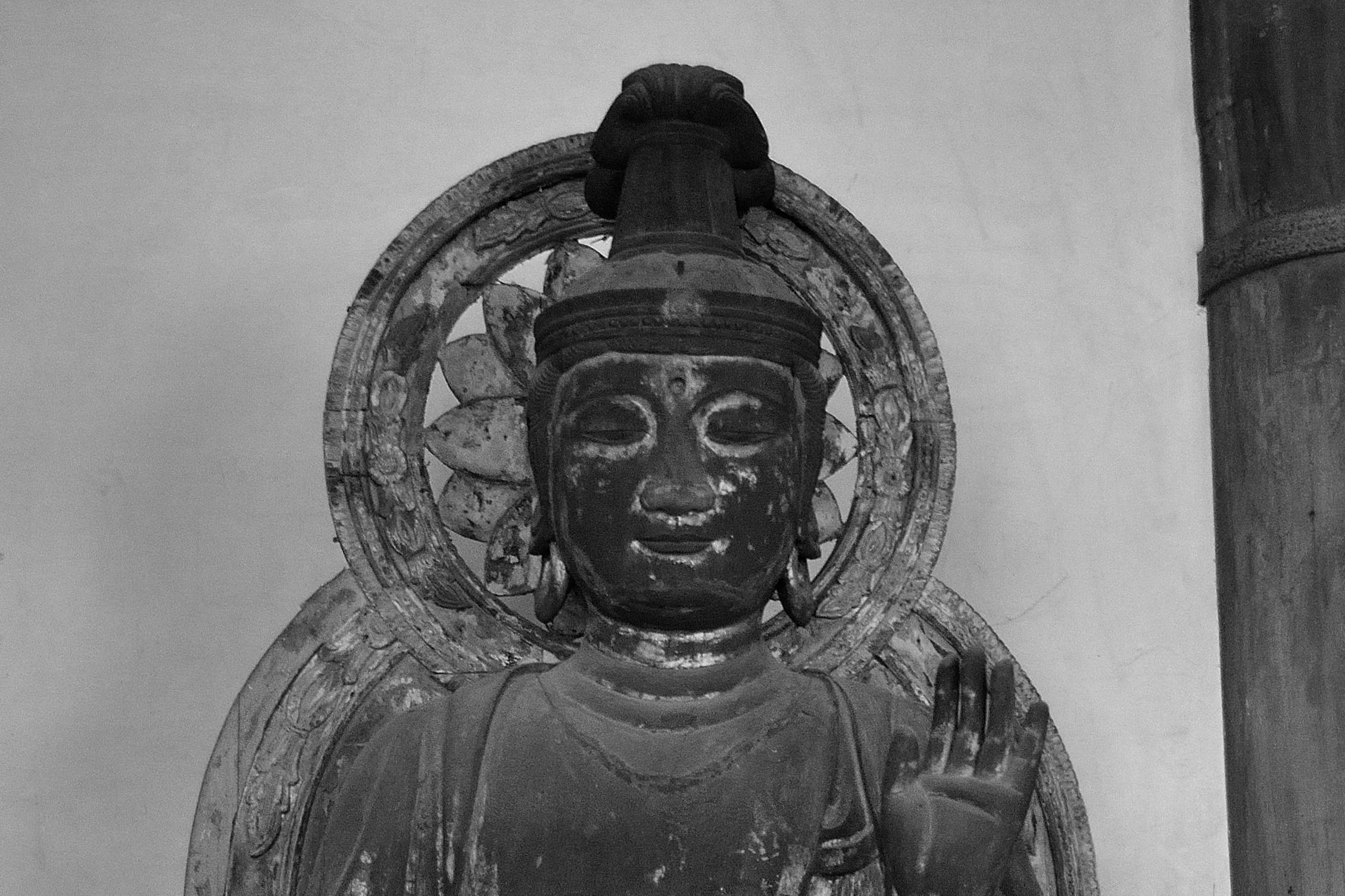 喜光寺 勢至菩薩坐像