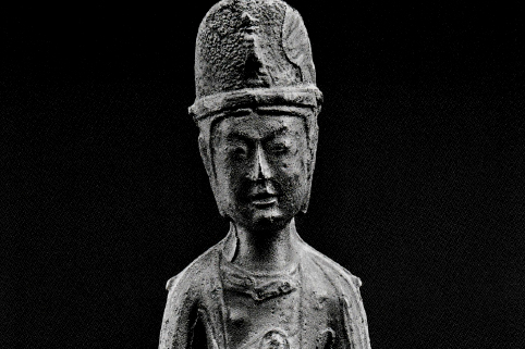 法起寺 菩薩立像