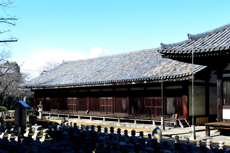 元興寺 禅室