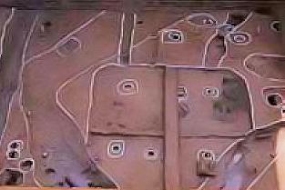 纒向遺跡 北飛塚地区の住居跡